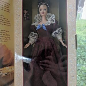 New in box Sentimental Valentine Barbie 90s